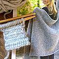 Nouveau point de tricot