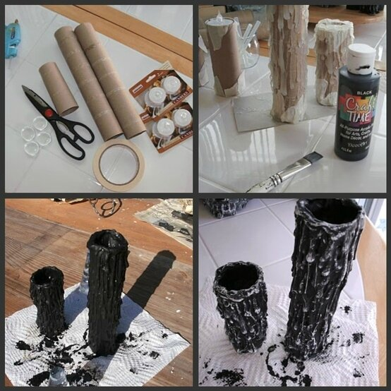 diy bougies r cup les petites bricoles de gwenk. Black Bedroom Furniture Sets. Home Design Ideas
