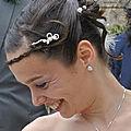Semaine de la coiffure de mariage