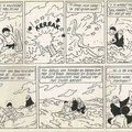 Snoe en Snolleke - Vulcania (Strips 39 & 40)