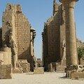 Temple de Karnak - Grande Cour