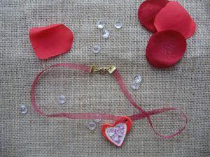 coeur rouge violet 2