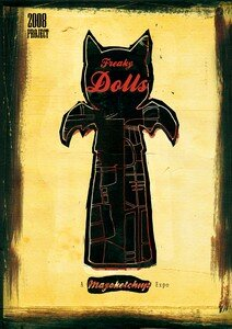 Affiche_Expo_freaky_dolls