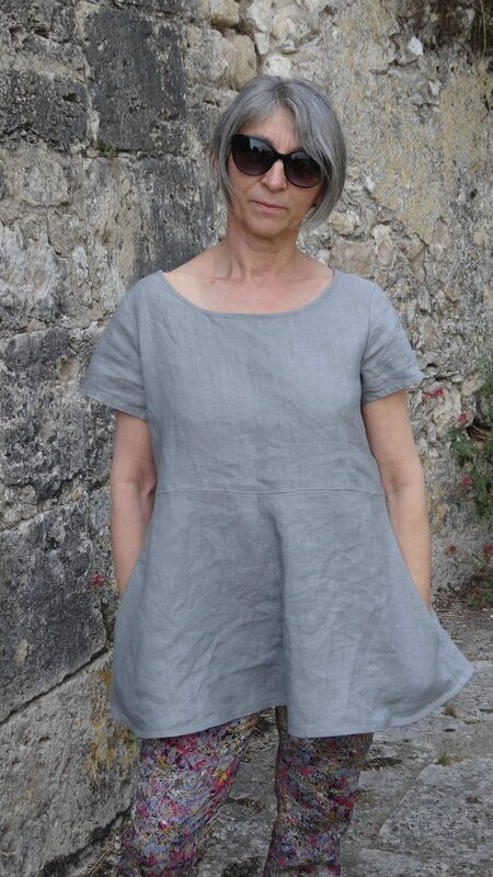 tunique Eva