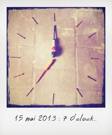 15-7 o'clock_instant