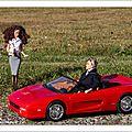 Solène et léonard vont faire quelques courses