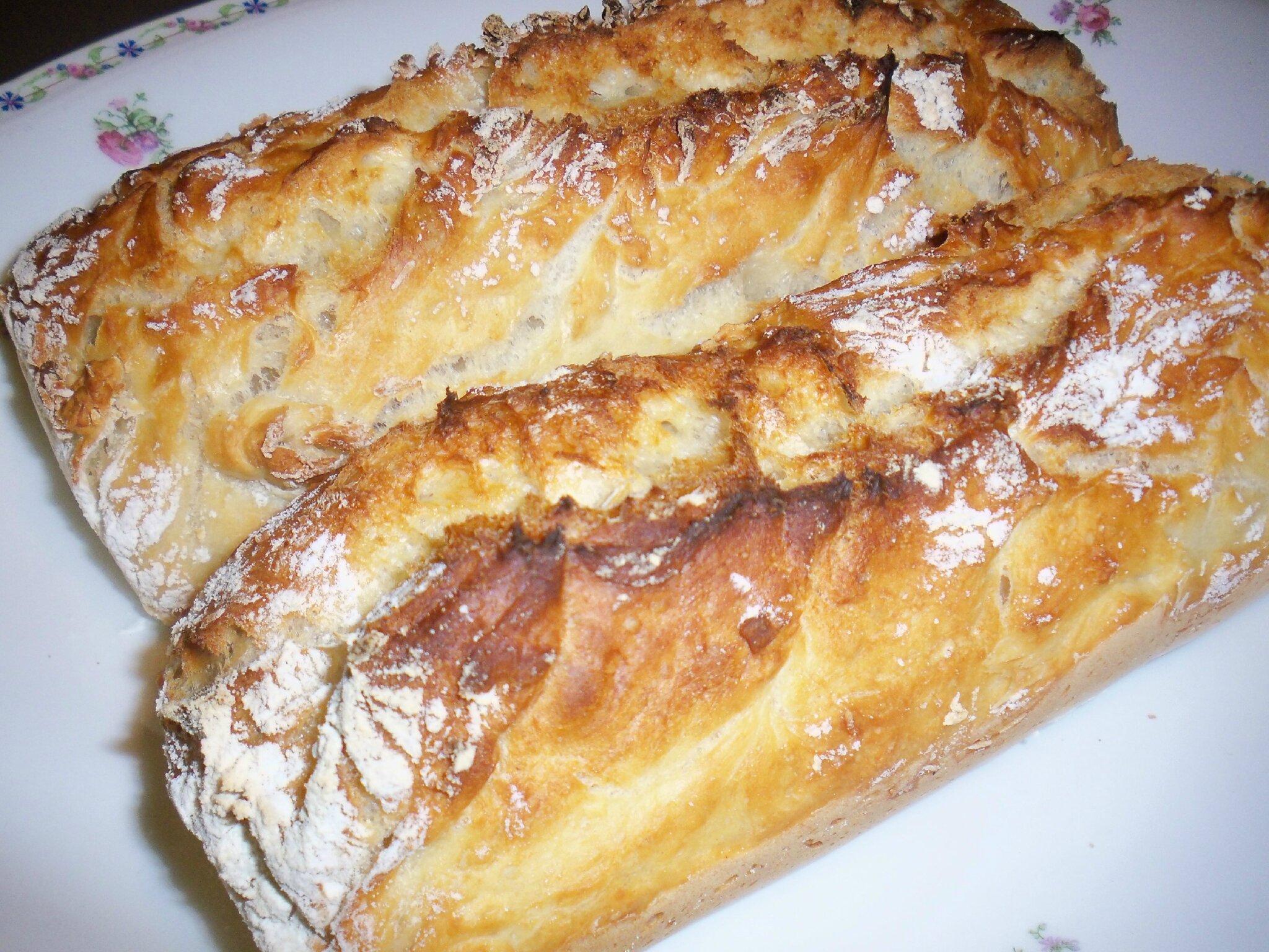 Mon premier pain: Baguettes express de Loulie