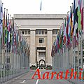 Palais des nations -united nations office @ geneva