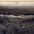 Le 72e ri remonte aux eparges. 25 mai 1915.