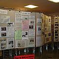 Expo et présentation livre 50 ans CGT saline 2010 30