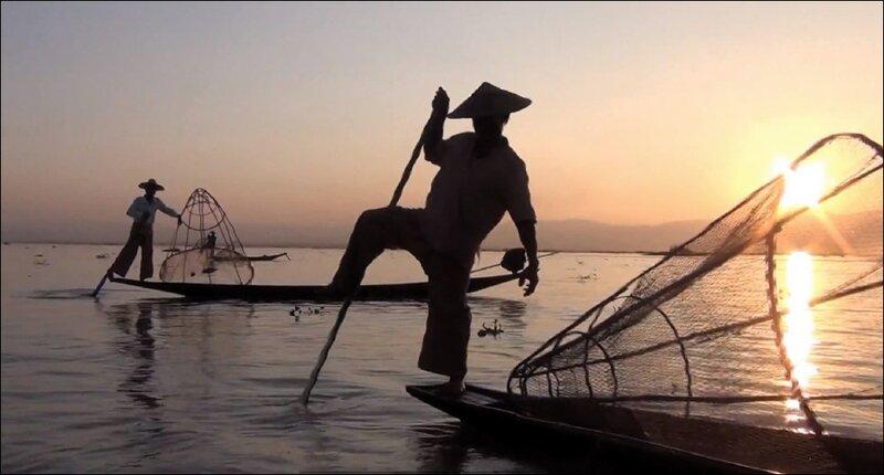 Lac Inle MIANMAR