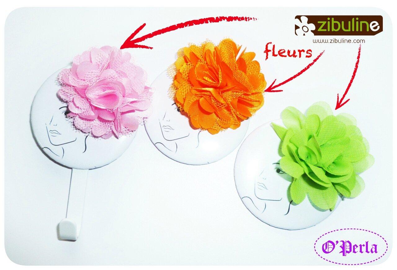 Flower power version O'Perla ...