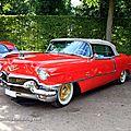 Cadillac eldorado Biarritz de 1956 (9ème Classic Gala de Schwetzingen 2011) 01