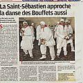 La danse des bouffets edition 2014 se prépare. répet ce soir 10 janvier