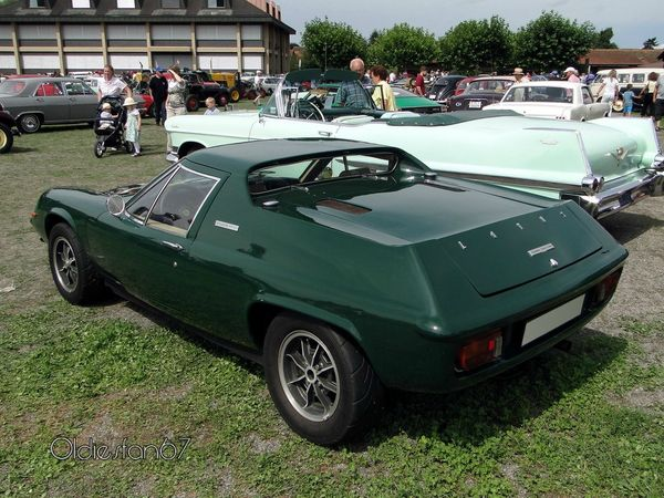 lotus europa twin cam 1972 b