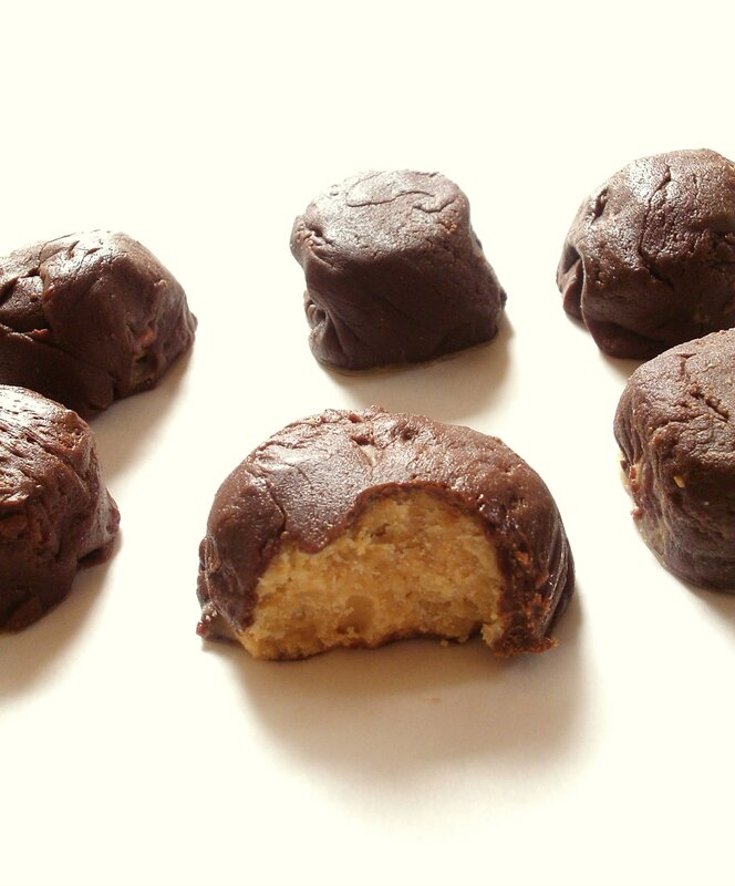 recette reese's cup balls 2