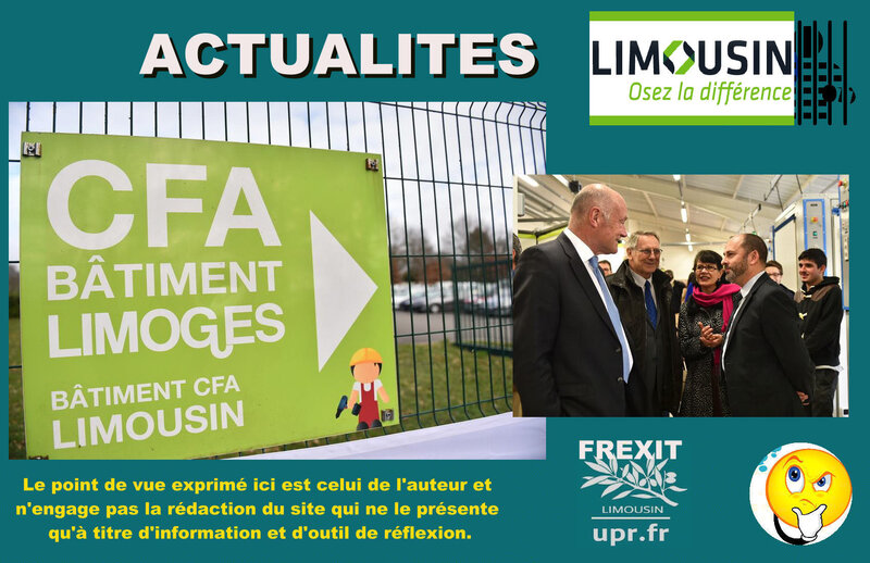 ACT APPRENTISSAGE LIMOUSIN