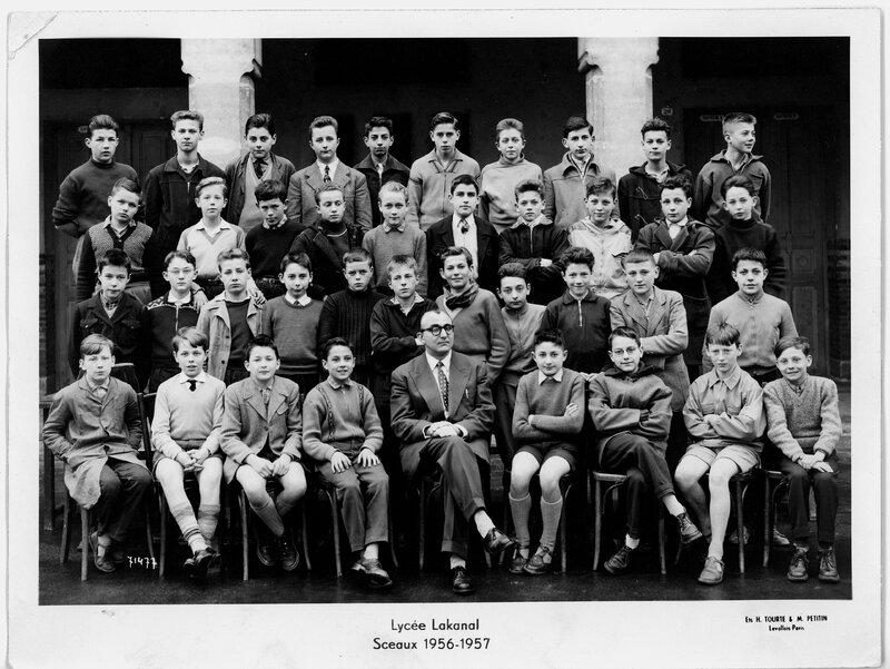 lakanal 1956-1957-intenet