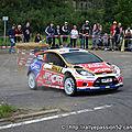 2011 : Rallye Allemagne WRC - Etape 1