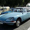 Citroën ds break - 1968 à 1972