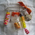 Broche Petit Snacks