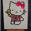 9 Hello kitty