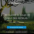 Blablalivre : un réseau social pour amateurs de livres à la sauce twitter
