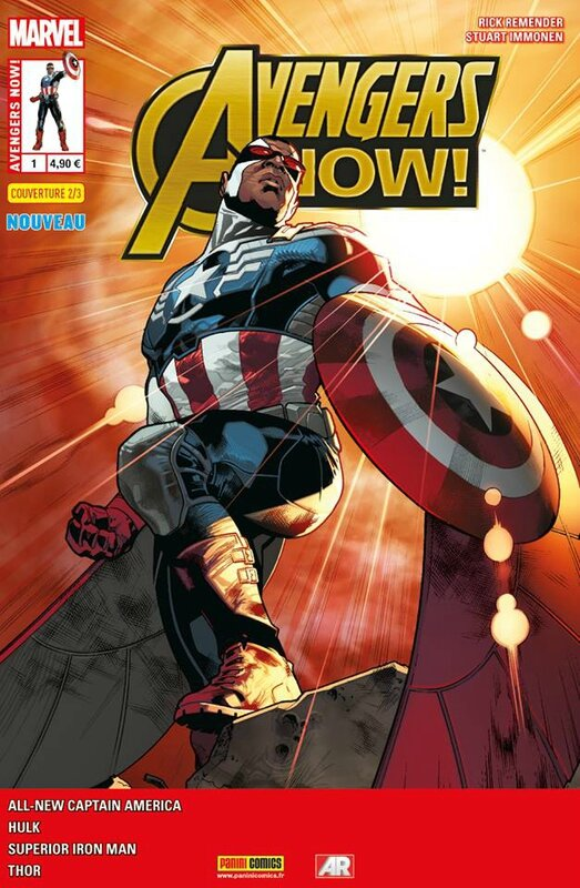 avengers now 01 cover 2 all new captain america
