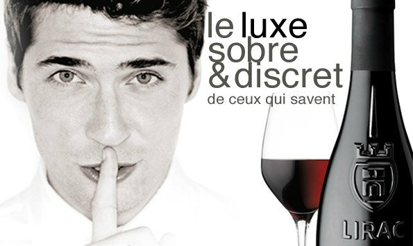 Lirac Luxe Sobre & Discret