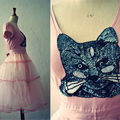Robe tutu pieces uniques/one of a kind