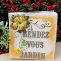Album RDV au Jardin