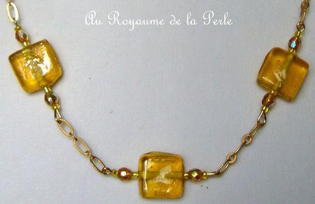 Collier Antiqua détail 1