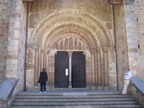 Leyre-portail