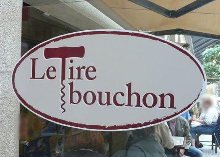 Le tire bouchon dinan c tes d 39 armor mot image restaurant for Le nez rouge dinan