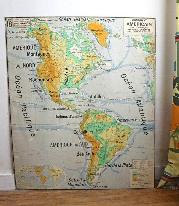 carte-geographie-continent-americain-recto