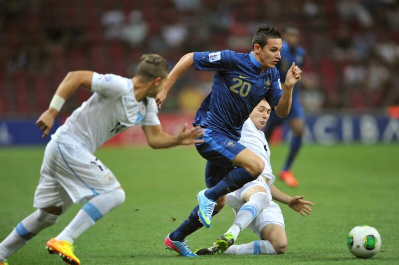 Performant avec les U20 et les Espoirs, Thauvin pourrait bien être du voyage au Brésil