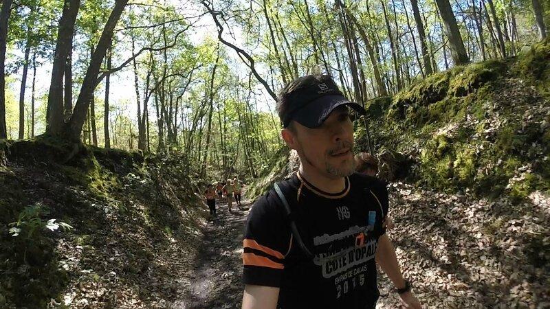 Trail de l'Orangerie de Bonnelles 2017 _ 11