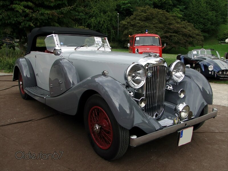 lagonda lg45 open tourer 1937 a
