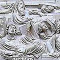 portail du jugement dernier_tympan_registre inferieur