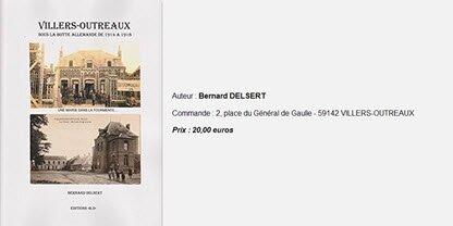 livre Bernard DELSERT