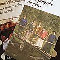 Lectures 2014 - 30 - une poignée de gens d'anne wiazemsky