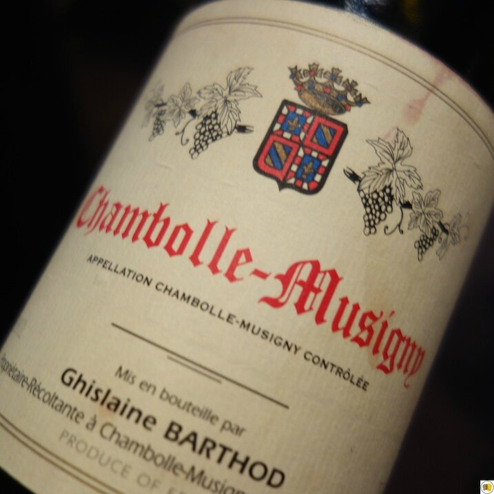 Chambolle-Musigny Ghislaine Barthod 2010