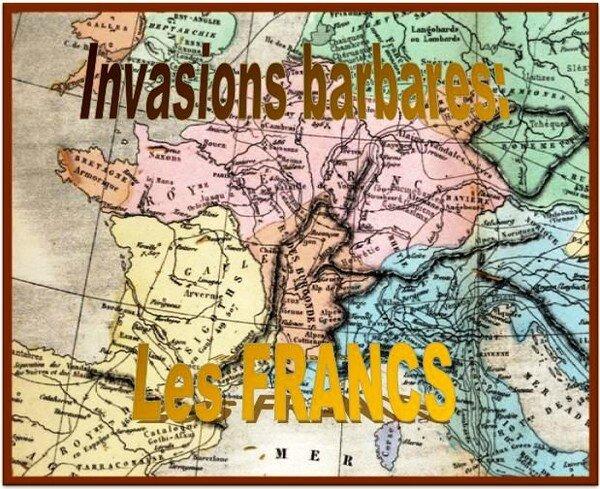 Invasions barbares les francs die franken bienvenue chez sab - Le grill des barbares ...