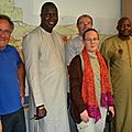 Une délégation malienne chez nous !