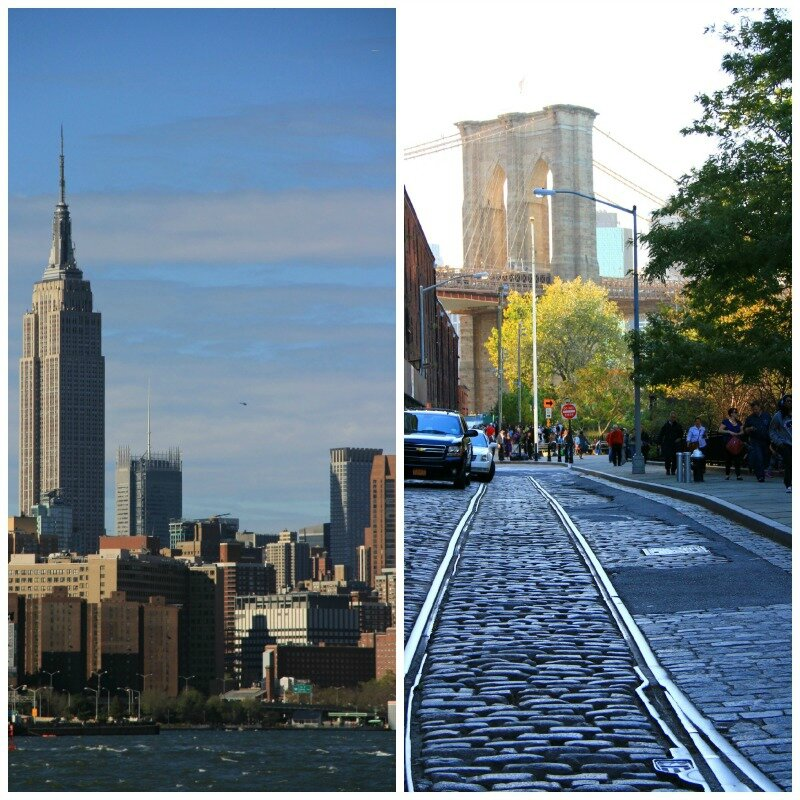 brooklyn bride & empire state