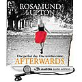 Afterwards de rosamund lupton