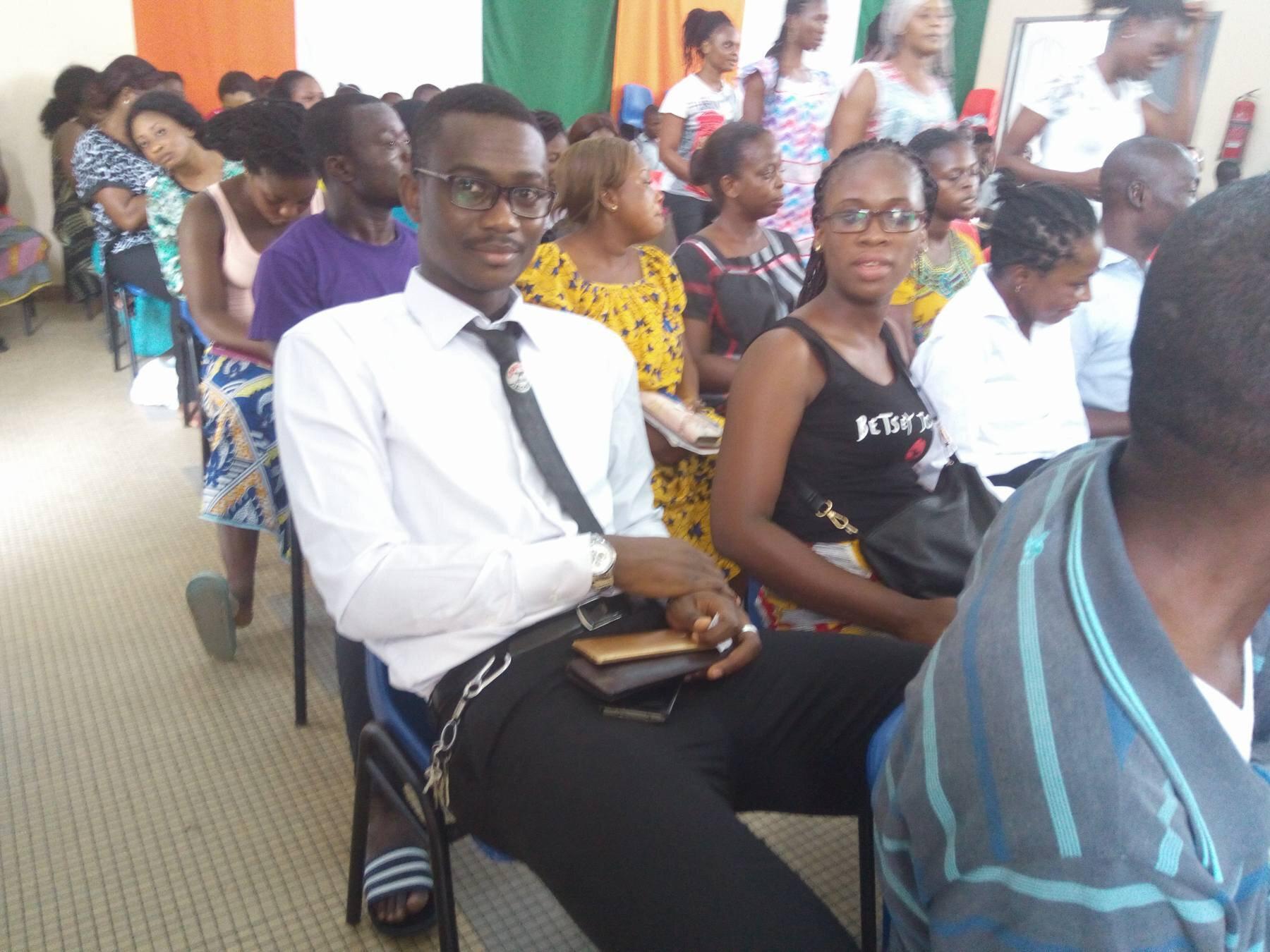 CAFOP D'ABOISSO/SERVICE VIE SCOLAIRE: ELECTION DU PRESIDENT DE LA 36e PROMOTION 13/12/2017 à 15 heure