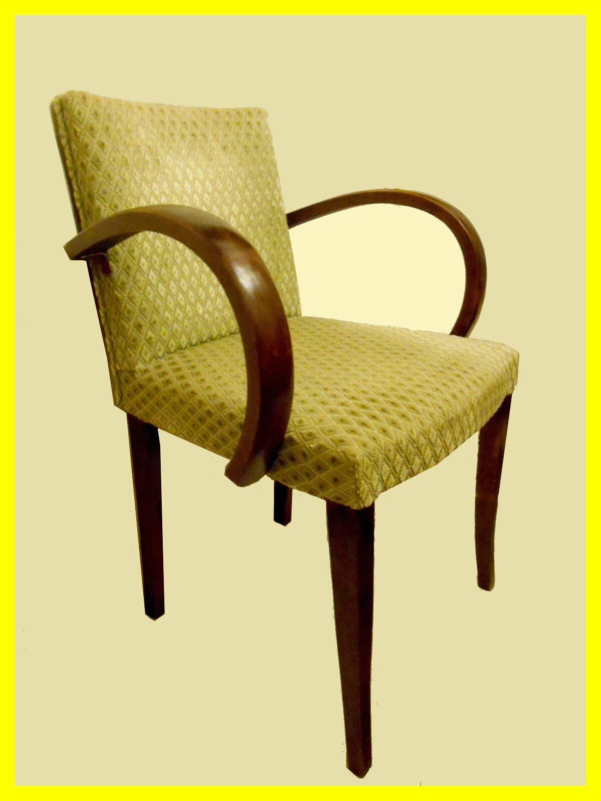 fauteuil bridge epoque art deco meubles et d coration vintage design scandinave. Black Bedroom Furniture Sets. Home Design Ideas