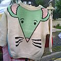 Pull machine souris