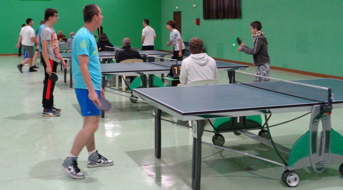 Challenge tennis de table sport adapte 2016 blog du - Comite charente tennis de table ...